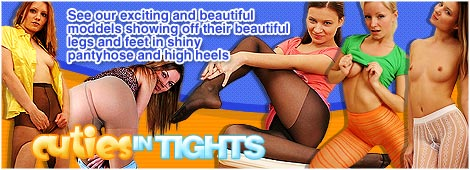 All the types of teens and different pantyhose that you ever dreamed of seeing
