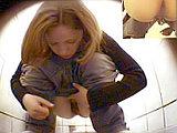 Try to spy on peeing chicks as if you have hidden inside the lavatory pan! Look up and you will see that hot pussy getting down on you and releasing all that golden liquid right onto your face! These are unforgettable impressions you will never get anywhe